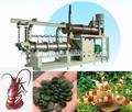 Camarones piensos/anguila alimentación extrusora/máquina de extrusión/maquinaria de procesamiento