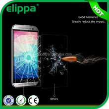 2015 Anti-fingerprint Tempered Glass Screen Protector for htc one x, mobile phone protective film, screen protector glass