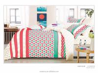100% Cotton Printed Poplin Duvet,Bed Sheets,Pillow case