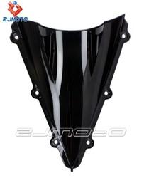ZJMOTO Black YZF-1000 R1 Racing Windscreen Windshield 2004-2006 YZF 1000 R1 motorcycle Windscreen