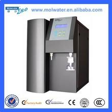 Laboratory water purifier with RO UV EDI storage tank 20-100 liters per minute