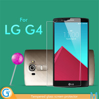 Customize Mobile Phone Tempered Glass for LG G4