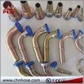 industrial flexível açoinoxidável hansen engate rápido