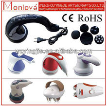 vibro tone massager hot sale multifunctional vibrate relax tone body massager,Body Massager with CE&ROHS