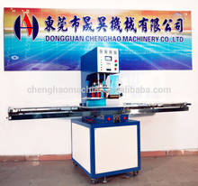 high frequency pvc blister machine for food container ,tooth blister clamshell and so on