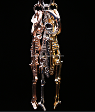 Fashion Festival Key chain gifts Halloween gifts skeleton keychain