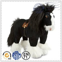 Promotion high quality fashion hot selling lovely plush horse doll