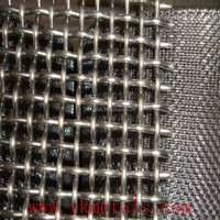China Supplier Crimped Wire Mesh Fence
