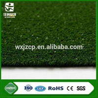 wuxi supplier PE Fribrillated tennis basketball synthetic turf grass