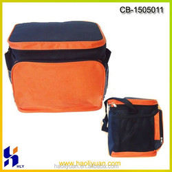 Cheap 600D Oxford insulated cooler bag lunch bag