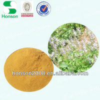 export herbs danshensu 5.0--98% hplc cas.no: 1916-08-1 from salvia extraction use for health food additive