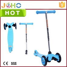 wholesale 2015 new kids toys cheap 3 wheel scooter with sidecar
