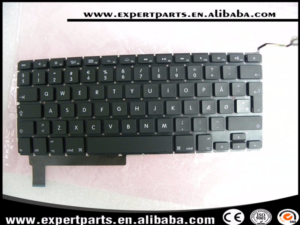 """Apple MacBook Pro Unibody 15"""" A1286 2009 2010 2011 2012 Keyboard Replacement"""