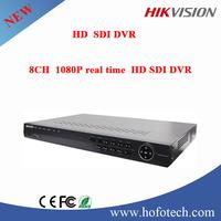 HOT SALE 8ch hikvision dvr 1080P hd sdi dvr ,cctv dvrDS-7208HFHI-ST