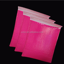 Suzhou Factory High Quality Customized Color and Size Metallic Air Bubble Bag