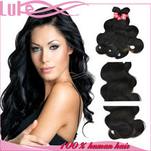 Aliexpress Wholesale Top Grade 7A High Quality Virgin Brazlian Human Hair Sew In Weave