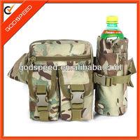 military woodland camo bag