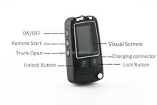 For Toyota Corolla CAN BUS Plug Play Auto alarm push button start PKE keyless entry remote starter window closer code unlock