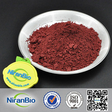 Color Value 2500 Fermented red yeast rice powder with food grade
