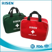 OEM custom CE approve safety first aid kit kitchen aid