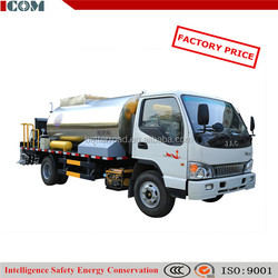 4*2 Road Bitumen/asphalt Sprayer 5M3 with For Sale