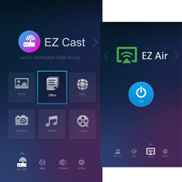 TV Stick Ezcast Ezcast 2 DLNA Ezcast Miracast Airplay MirrorOP Wifi HDMI , chromecast Windows IOS Andriod