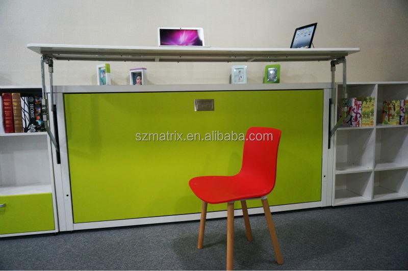Di alta qualità design italiano mobili letto nascosto, di legno ...