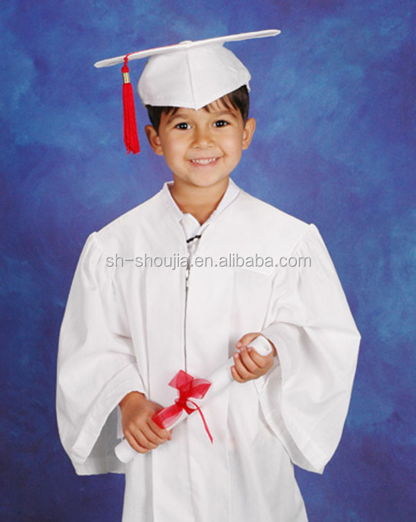 Black Preschool Graduation Caps And Gowns - Buy Black Preschool ...