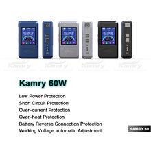 kamry 60w mod, 2015 new business opportunity kamry60