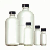 Matte white medical glass bottle 30ml 50ml 100ml 500ml 1000ml