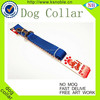 New design pet products high quality nylon pet dog collars