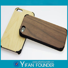 Import mobile phone accessory wood bumper for iphone 5s