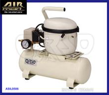 Taiwan Made, Model No. ASIL0506, lab&dental equipment, SUPER SILENT AIR COMPRESSOR