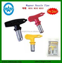 Adjustable Spray tip NZ345,airless sprayer gun tips,Graco Part with high quality