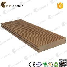 Popular UV-resistance wpc pvc badminton wood flooring