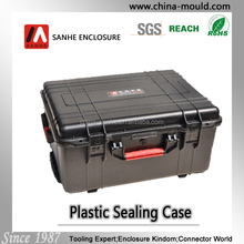 45-21 equipment case with wheel and scalable tie rod 8.8KG