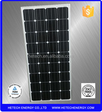 best price per watt water-proof 150W 24V mono pv solar panels