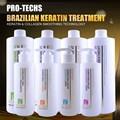 A melhor fórmula de novos produtos: gmpc certificado brasileiro queratina gold tratamento capilar queratina nano 250ml& 1000ml oem quente no 2