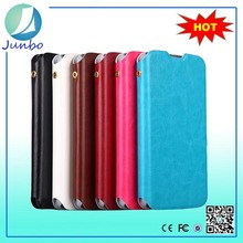 Wholesale custom smooth leather wallet case for huawei mediapad 10 link