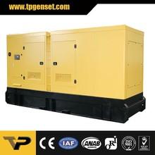 Soundproof 50hz 1500rpm Doosan 300kw Diesel Generator
