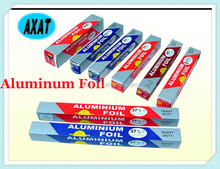 Household aluminium foil manufacturer for food packaging_roasting _cooking, free sample