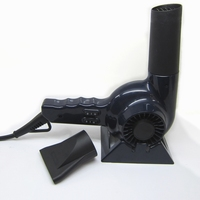new design good quality super turbo hair dryer with comb