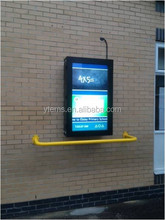 42 inch wall mounted advertising LCD display