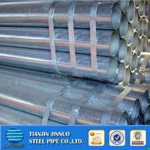 hot dip galvanized rigid zinc coated tube ul standard