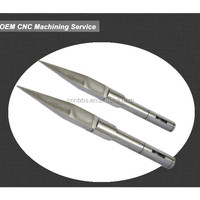 Parts made by milling machine, cnc milling parts manufacturer