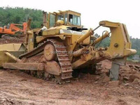 Used Cheap Bulldozer D11 of C AT Sale