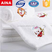 High Quality Wholesale China Color Changing Cheap Cartoon Hand Towel for Adults and Children