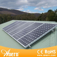 Off grid 5KW solar power system for home use with all equipment