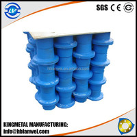 China Supplier Blue Painted Grey Cast Iron Surface/Valve Box