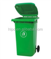 240 liter pure HDPE bokashi dustbin grease trap industrial plastic storage bins